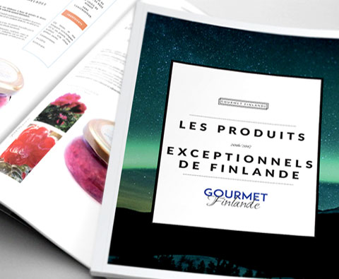 Catalogue Gourmet Finlande